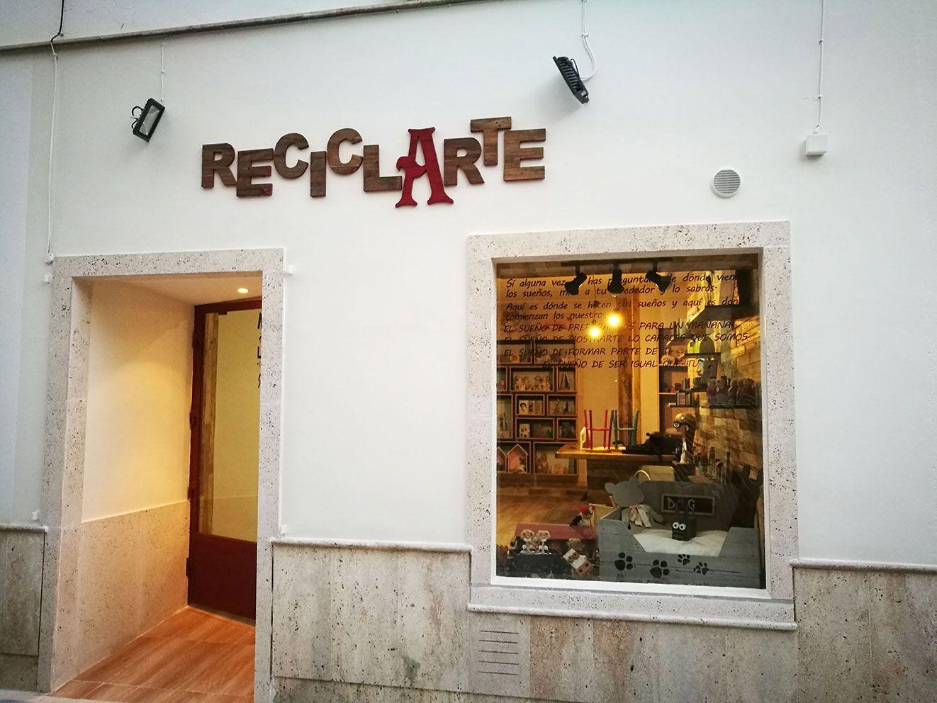 Reciclarte exterior