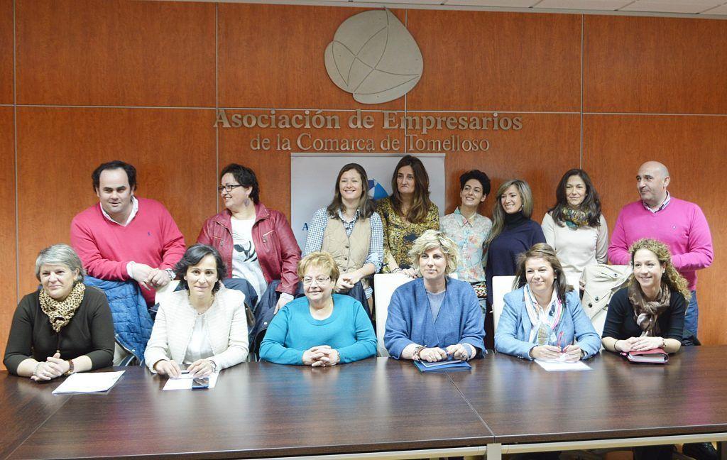 La AECT felicita a Fundación Cadisla y Seguros Sampedro por la concesión de los Viñadores 2016