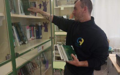 Fundación Cadisla en la biblioteca municipal de Tomelloso