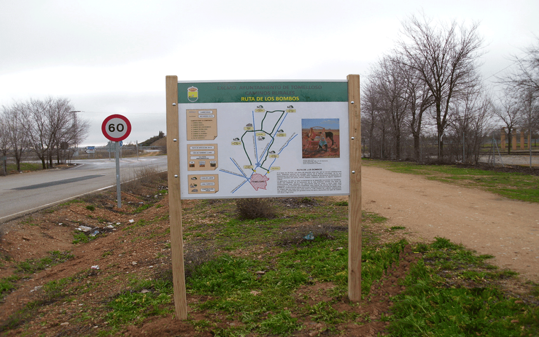 Panel de Inicio de Ruta