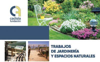Servicios de Jardinería y Espacios Naturales