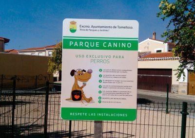 Parque-canico