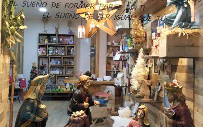 Exposición de nacimiento en ReciclArte