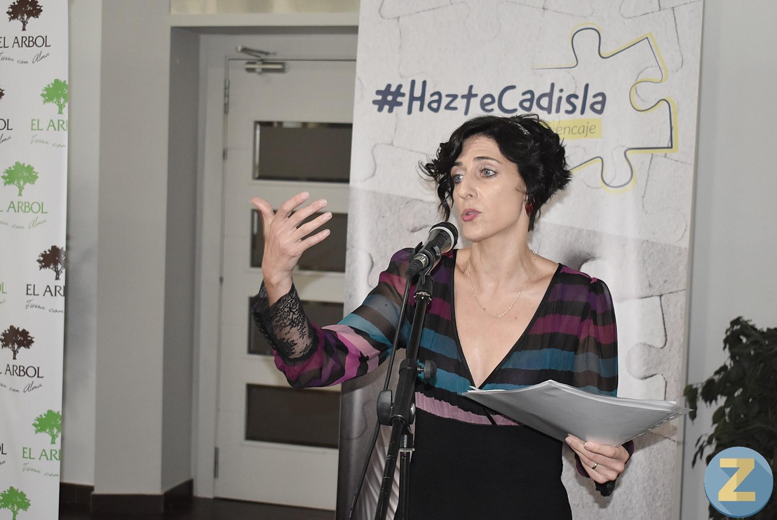 Cristina Marin directora de Fundacion Cadisla