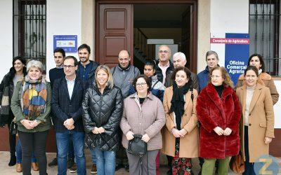 Fundación Cadisla dentro de la oficina de vida inclusiva de Tomelloso