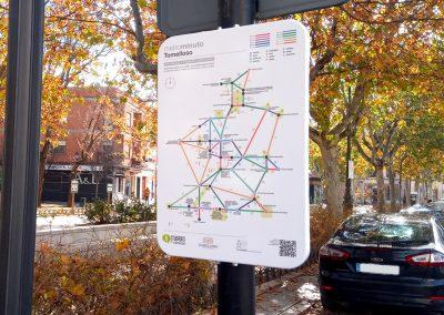 Nuevo Diseño de Señalética de Metrominuto