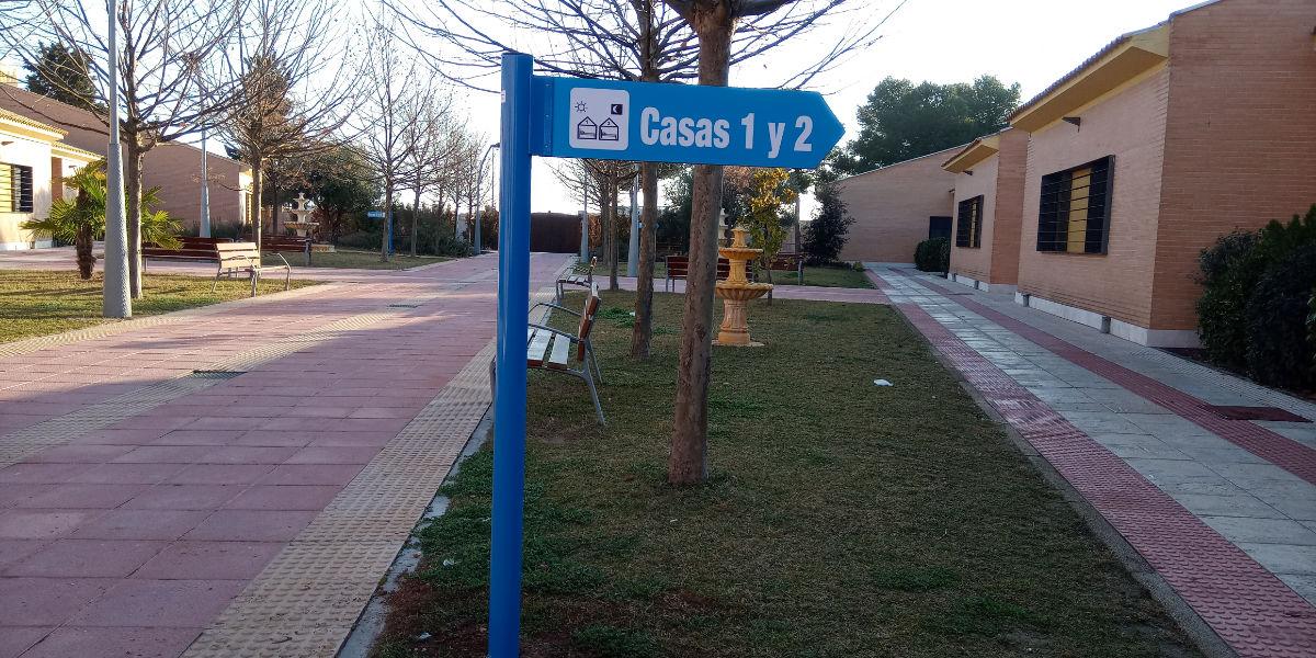 Señales Congnitivas instalaciones AFAS Fundación Cadisla - 1