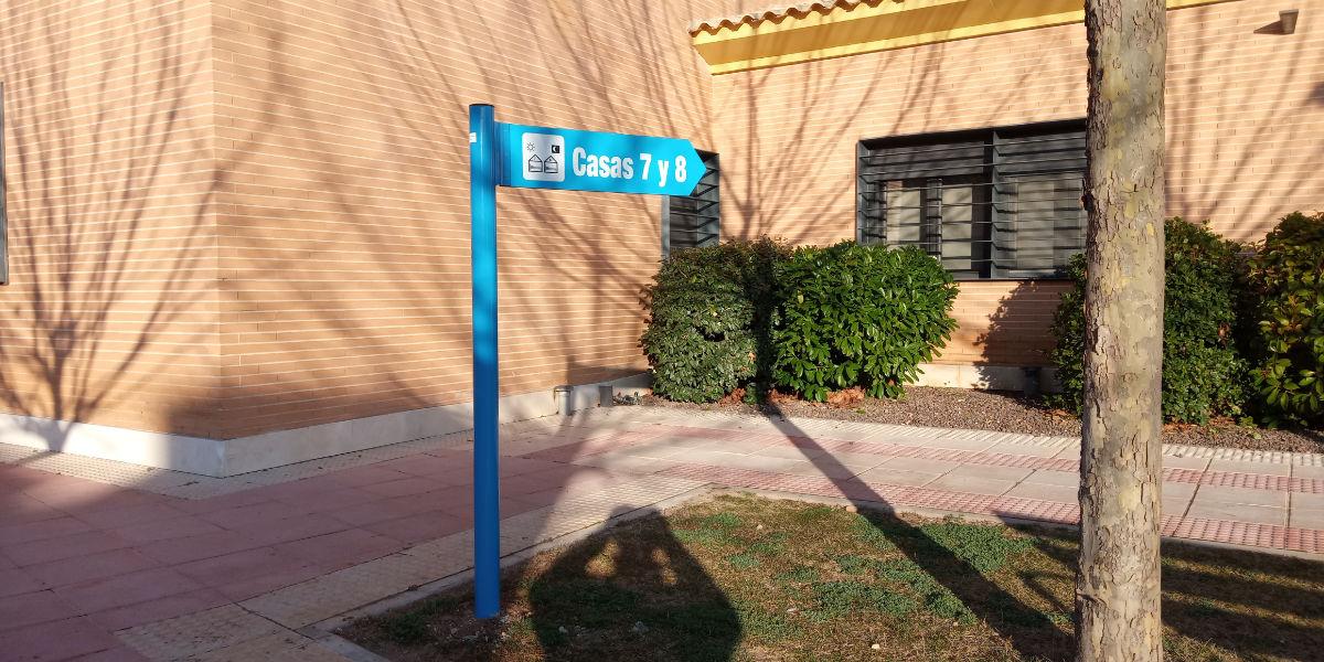 Señales Congnitivas instalaciones AFAS Fundación Cadisla - 4