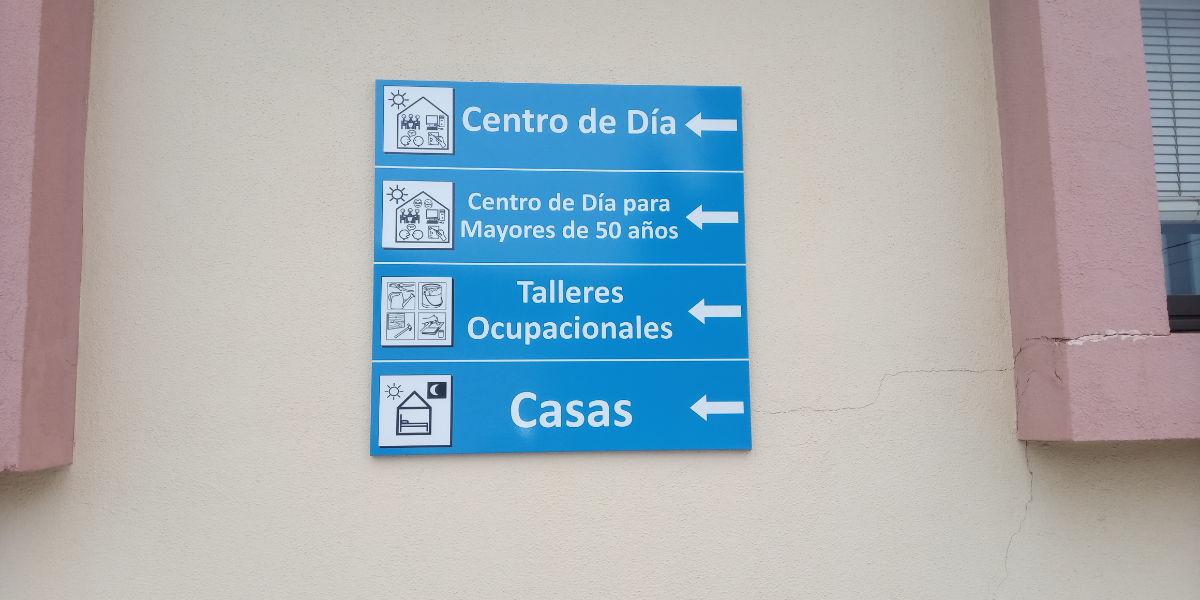 Señales Congnitivas instalaciones AFAS Fundación Cadisla - 7